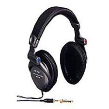 Sony MDRV6 Studio Monitor Headphones Headband with CCAW Voice Coil Brand New