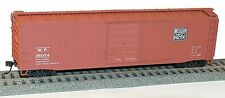 Accurail 5504 HO 50' Riveted-Side Single-Door Boxcar - Western Pacific