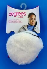 Degrees by 180s Women's Ear Warmers Behind-the-Head One Size - NWT