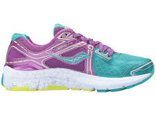 SAUCONY WOMENS OMNI 15 TEAL PURPLE SHOES 2017 **FREE POST AUSTRALIA