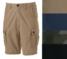 Urban Pipeline Mens Cargo Shorts Giant Ripstop Cotton size 30 32 33 NEW