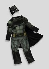 NEW Boys DC Comics Batman Fancy Dress Up Costume