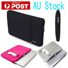 """Laptop Sleeve Case Pouch Carry Bag Cover Case for 11 13 15""""MAC HP Dell Sony ACER"""