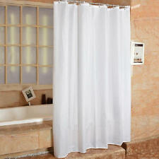 69 Inches Mildew-free waterproof polyester curtain Bathroom With 12 Hooks Shower