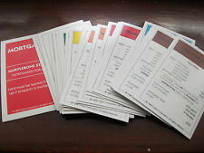 INDIVIDUAL MONOPOLY PROPERTY CARDS 1996 EDITION