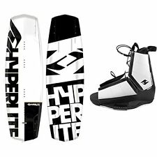 New Hyperlite Wakeboard Agent w/ Destroyer Wakeboard Binding 2017