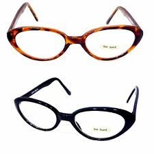 Cat Eye Glasses Clear Lens Retro Vintage 50's Style Rx Ready Frame Womens UV 100