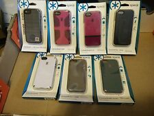 * NEW SPECK APPLE IPHONE 5 5S CASE COVER CANDYSHELL SMARTFLEX GRIP FLEX PHONE *