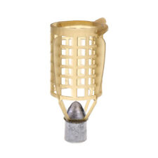 Sea Fishing Feeder Holder Lure Trap Basket Carp Fishing Tackle Accessory
