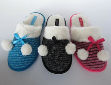 64523 Soft Furry Warm Comfy Girl Lady Women House Winter Slippers Indoor Shoes