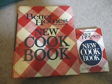BETTER HOMES AND GARDENS NEW COOKBOOK COOK BOOK (1969/2nd PRINTING/5-RING BINDER