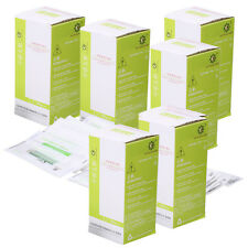 10 Sizes 500pcs Disposable Sterile Acupuncture Needle With 50 Pcs Tube New ZRM