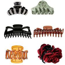 Fashion Hair Claw Clamp Clip Headpiece Elegant Headwear Claw Clamp Ornaments