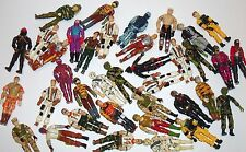 HUGE Collection Lot of 1988 G.I. JOE COBRA ARAH Action Figures YOU PICK!