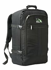 Cabin Max Backpack Flight Approved Carry On Bag Massive 44 litre Travel Hand...