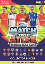 MATCH ATTAX 2016 / 2017 MAN OF THE MATCHES PICK FROM DROP DOWN MENU