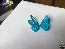 20 x 3d Butterfly Wedding Confetti Table Decoration Card Toppers