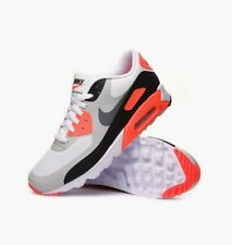 Nike Air Max Essential 90 Ultra OG White Infrared Grey Trainers