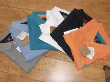 bnwt timberland mens Earthkeepers Short Sleeve Pique Polo Shirt 6 colours 3sizes