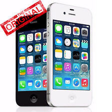 "Apple iPhone 4S - 8GB 16GB 32GB 64GB ROM GSM ""Factory Unlocked"" Smartphone"
