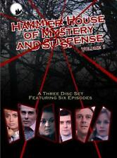 Hammer House Of Mystery And Suspense Vol.1 (DVD, 2005, 3-Disc Set   Fast Post