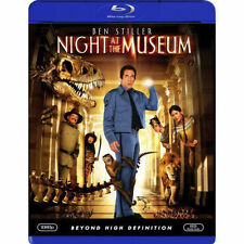 Night at the Museum (Blu-ray Disc, 2009) Brand New Sealed
