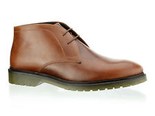 Red Tape Edworth Brown Leather Mens Chukka Boots Free UK P&P RRP £55!