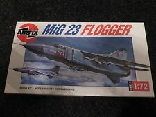 AIRFIX SERIES 3 1:72nd Scale MIG 23 FLOGGER