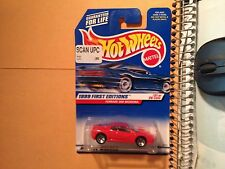 ferrari 360 modena hot wheels 1998 1/64 1113 23902