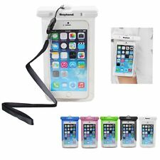 Underwater Waterproof Dry Bag Pouch Case Cover for iPhone 6 Plus Camera MP3