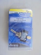 Marpac Marine Boat RV   On-Off Toggle Switch - 7-0880