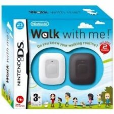 Walk With Me! Includes Two Activity Meters Game DS - Brand new!