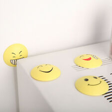 Emoji Door Stopper Wall Protectors Buffer Handle Guard Bumper Self Adhesive Cute