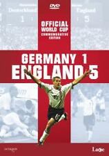 Germany 1 England 5 (DVD, 2006) Commemorative Edition **New & Sealed!**