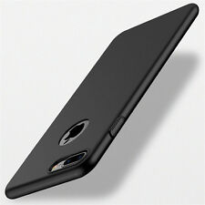 360° Shockproof Ultra Thin Matte Hard Back Case Cover For iPhone SE 6S 7 Plus