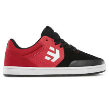 Etnies Kids Marana Skate Shoe – Black/Red (Copy)