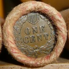 Very Nice Old Penny Roll for bid as pictured      ROLL # 4