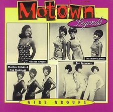 Motown Girl Groups 1995 - Disc Only No Case