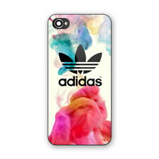 New Adidas Colorful Smoke Print Hard Plastic Case For iPhone 5 5s SE 6 6s 7 Plus