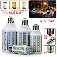New E27 E14 B22 10W 15W 20W 25W Energy Saving Dimmable Lamp LED Corn Light Bulb