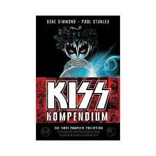 Kiss  Kompendium by Paul Stanley, Gene Simmons (Hardback, 2009)
