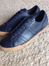 NEW INSOUL LEATHER FASHION SNEAKERS SZ 9 M