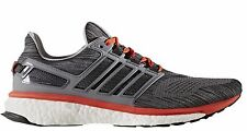 New adidas Energy Boost 3 Running Shoes ultra pure BB5785 Gray Red White c1