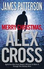 Alex Cross: Merry Christmas, Alex Cross by James Patterson (2012, Hardcover)