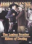 John Wayne, Set 2: Lawless Frontier/Riders of Destiny 2001 by Archie  Ex-library