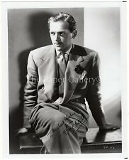 Signed Autographed Portrait Photograph of Douglas Fairbanks Jr~93102