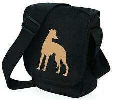 Whippet Bag Shoulder Bags Handbags Greyhound Whippet Dog Walkers Birthday Gift