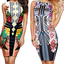 Hip Mini Package  Digital Pencil Vest  Pen Printing Nightclub Sexy New Dress