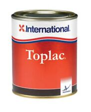 International Toplac high gloss yacht enamel boat paint 750ml *all colours*