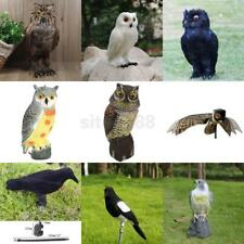 Flying Bird Hawk Cat Bird Scare Protect Fish Garden Decoy Scarecrow Deterrent